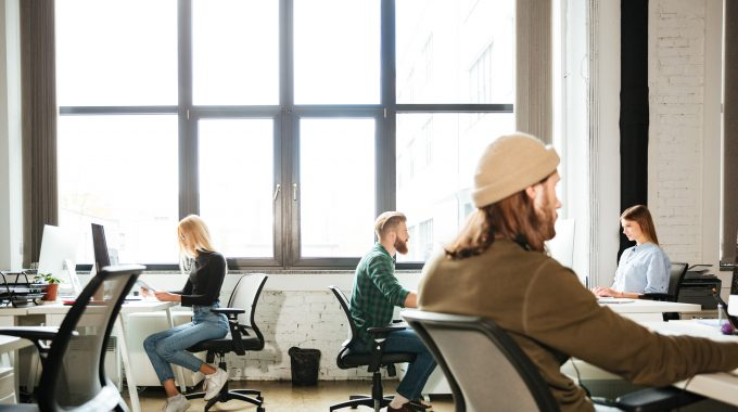 Allowing for collaboration, not isolation